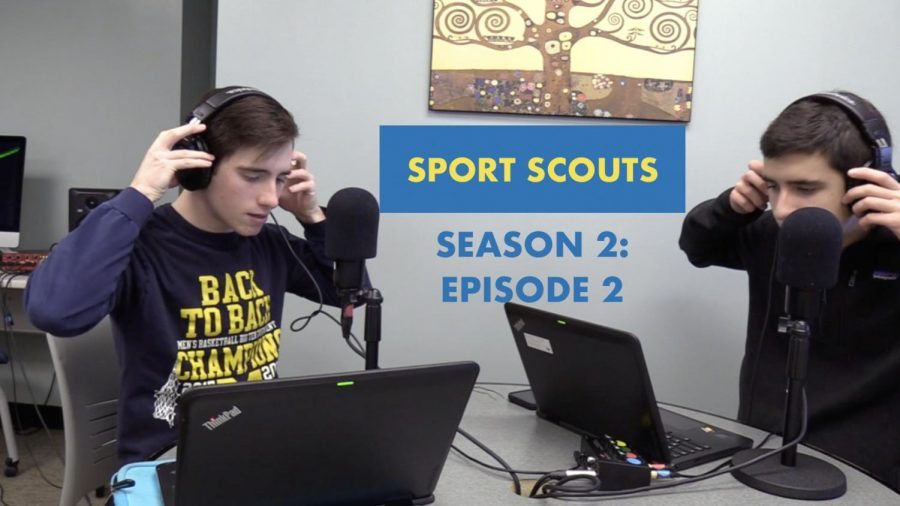 Sport Scouts (Episode 2.2)