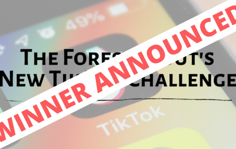 Winner of 'The Forest Scout Tik Tok Challenge' announced
