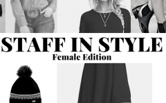 Staff in Style: Ms. Edition