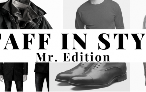Staff in Style: Mr. Edition