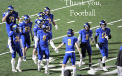 Thank you, football