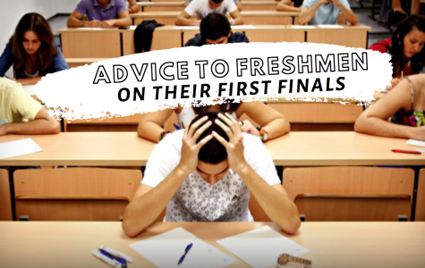 How to best prepare for your first finals week