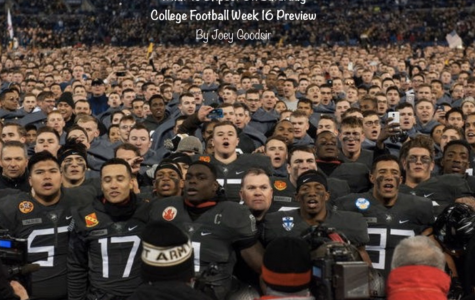 What To Expect On Saturday: CFB Week 16 Preview