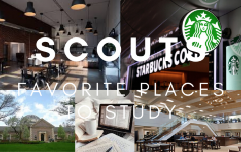 The best places to study for finals