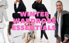 Winter Wardrobe Essentials: Loungewear