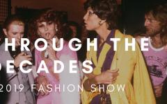 """""""Through the Decades:"""" The 2020 Fashion Show"""
