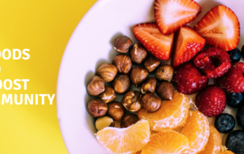 Foods For Immunity - The Top 20 Foods/Drinks To Get You Through Cold and Flu Season