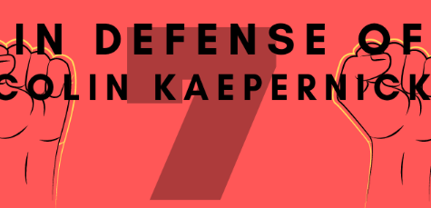 In Defense of Colin Kaepernick