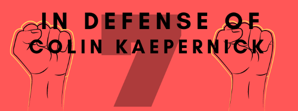 Ostracized+for+his+political+stance+against+police+brutality%2C+columnist+Kiera+Burns+argues+that+it%27s+time+to+let+Colin+Kaepernick+back+in+the+NFL.
