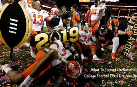 The defending National Champion Clemson Tigers are seeking to be celebrating once again to ring in 2020.