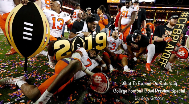 The+defending+National+Champion+Clemson+Tigers+are+seeking+to+be+celebrating+once+again+to+ring+in+2020.