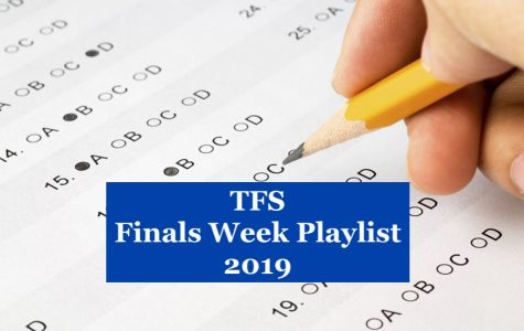 TFS' Study Playlist for Finals Week