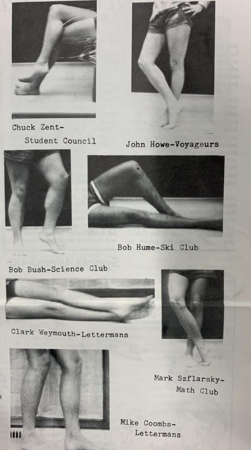 Students+were+asked+to+vote+in+the+%22best+legs%22+competition.