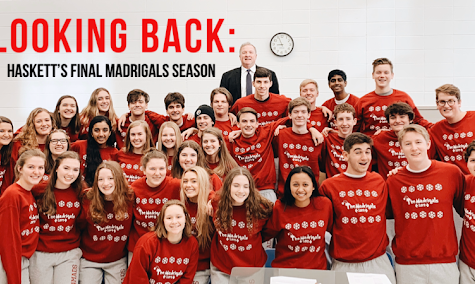 Looking Back: Choral Director's Last Madrigals Season Before Retirement
