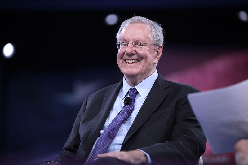 Former presidential canidate Steve Forbes will speak at a YAF event on March 3.