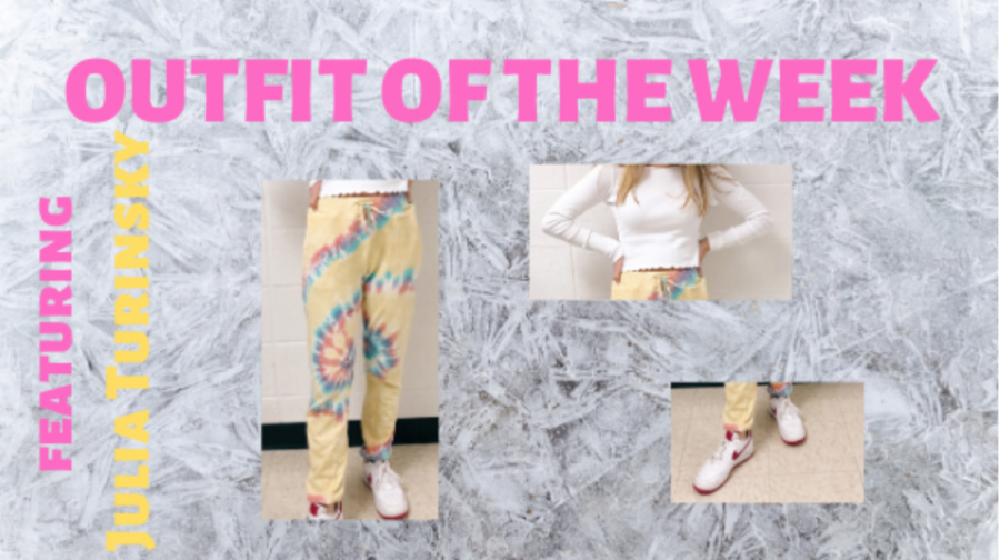 Outfit of the Week featuring Julia Turinsky