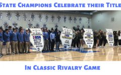 Four more State banners hang in Competition Gym