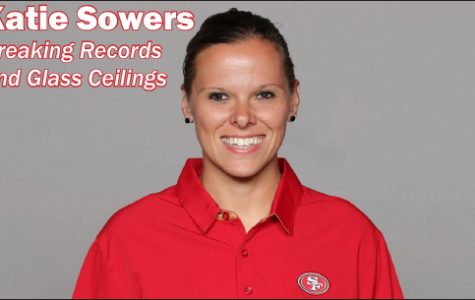 Katie Sowers of the San Francisco 49ers will be the first woman to coach in the Super Bowl on Sunday.