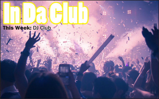 In Da Club featuring The DJ Club