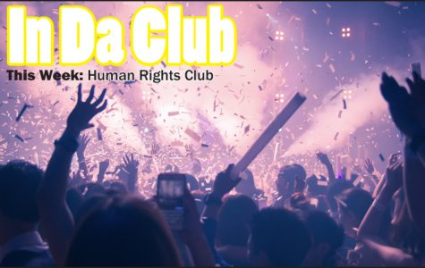 In Da Club featuring Human Rights Club