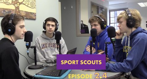 On the week of the untimely loss of Kobe Bryant, Goodsir and Raupp sit down to record the fittingly-numbered Episode 2.4 (Bryant wore the number 24 from 2006-2016 after wearing the number 8 since 1996, all for the purple and gold Los Angeles Lakers).