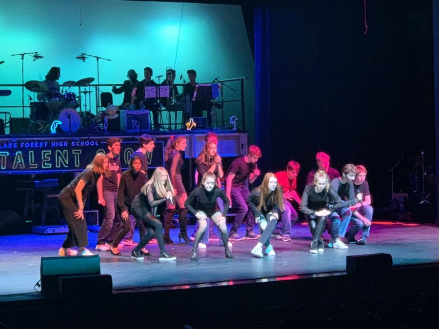 The group is utilizing their unity as unique stage presence once again with intriguing choreography.