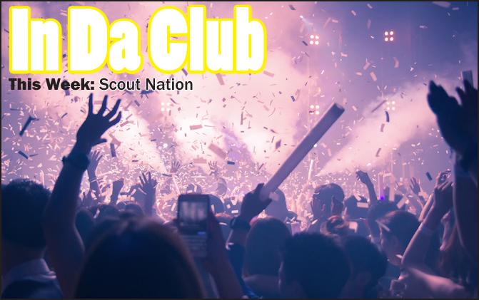 In Da Club featuring Scout Nation