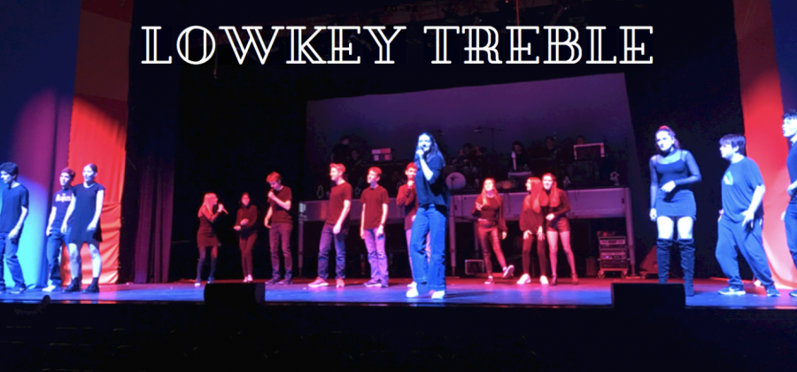 Lowkey Treble Brings Harmony and Entertainment to Talent Show Stage Once Again