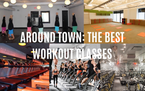 Around Town: The Best Workout Places