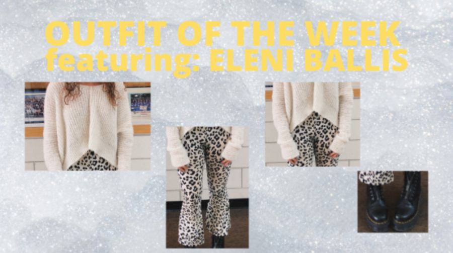Outfit of the Week featuring Eleni Ballis