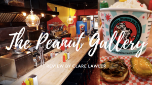 Lake Forest's Newest Diner: The Peanut Gallery