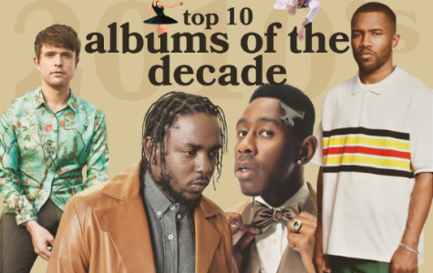 Top 10 Albums of the 2010s