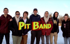 Left to Right: Evan Jasica, Jack LaVanway, Luke Gulson, Ryan McFadden, Luke Gerskovich, Danny McKiernan, Lucy Rubinstein