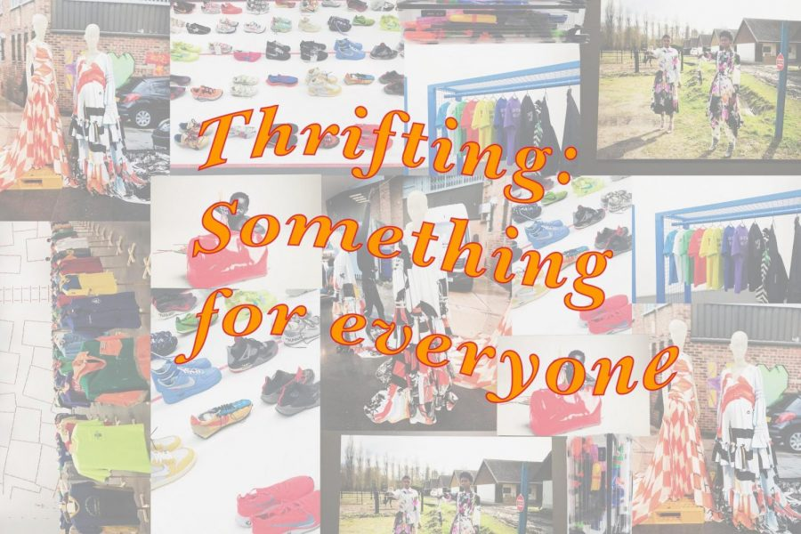 Thrifting: Something for Everyone