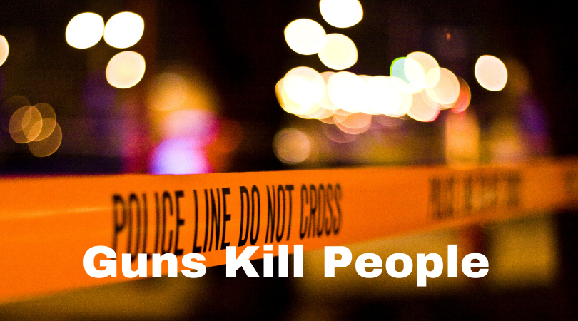 The Good Guy with a Gun is a myth that costs lives.