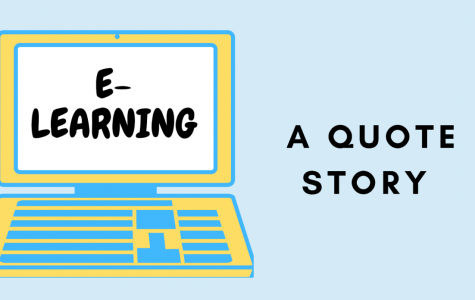 E-learning: A Quote Story