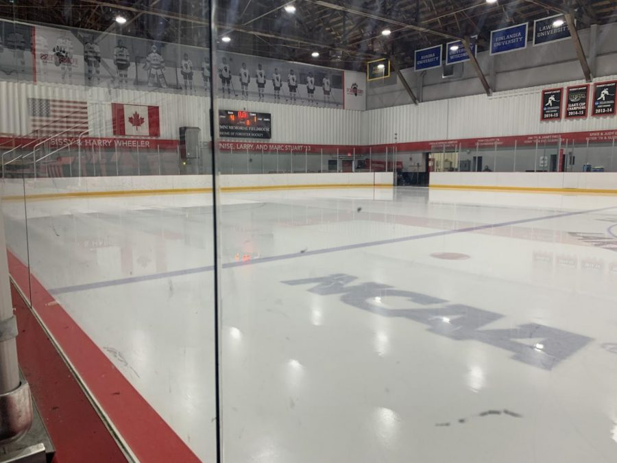 A now-infamous incident at the south end of the Lake Forest College Ice Rink after the Scouts' league playoff game against Evanston on Feb 15 has perhaps had a larger impact on the LFHS community than expected.