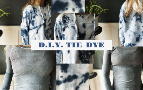 Things To Do in Quarantine: DIY Tie-Dye Clothes