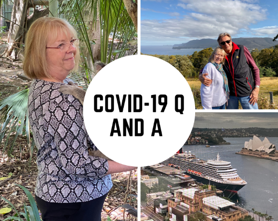 Senior Travelers Recall and Reflect Their COVID-19 Experience and Reactions