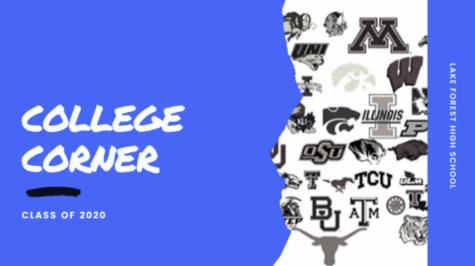 College Corner: Week Six