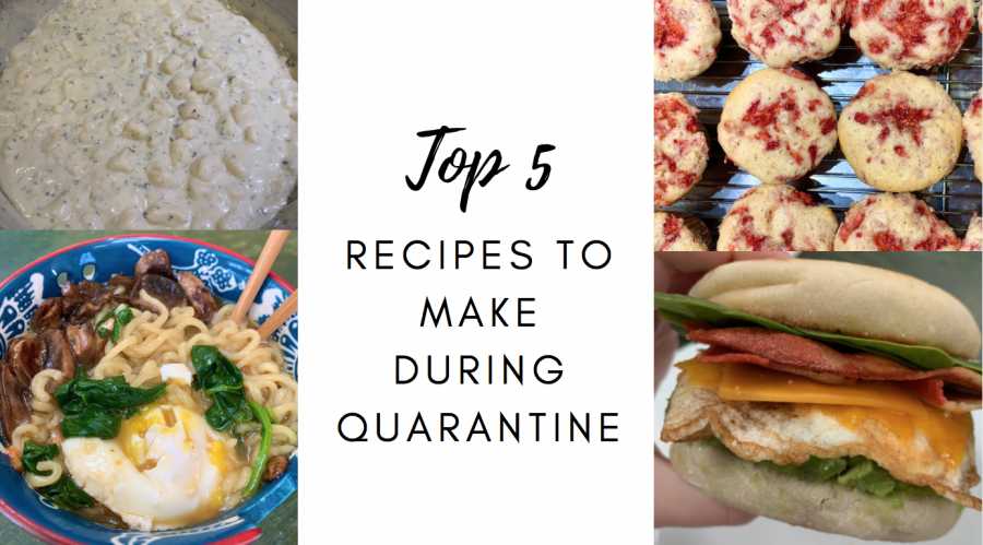 Top+Five+Recipes+To+Make+During+Quarantine