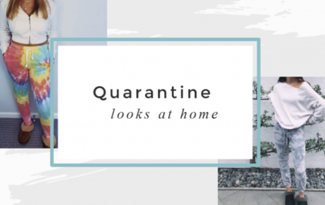 Quarantine Looks: Staying Cozy while Staying In