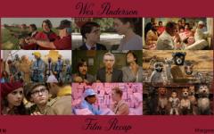 Wes Anderson Film Recap