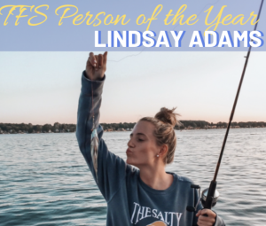 The Forest Scout Person of the Year 2020: Lindsay Adams