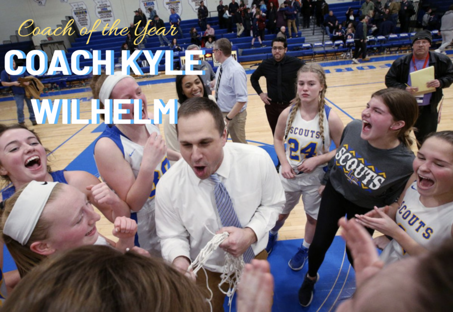 The Forest Scouts 2020 Coach of the Year: Mr. Kyle Wilhelm