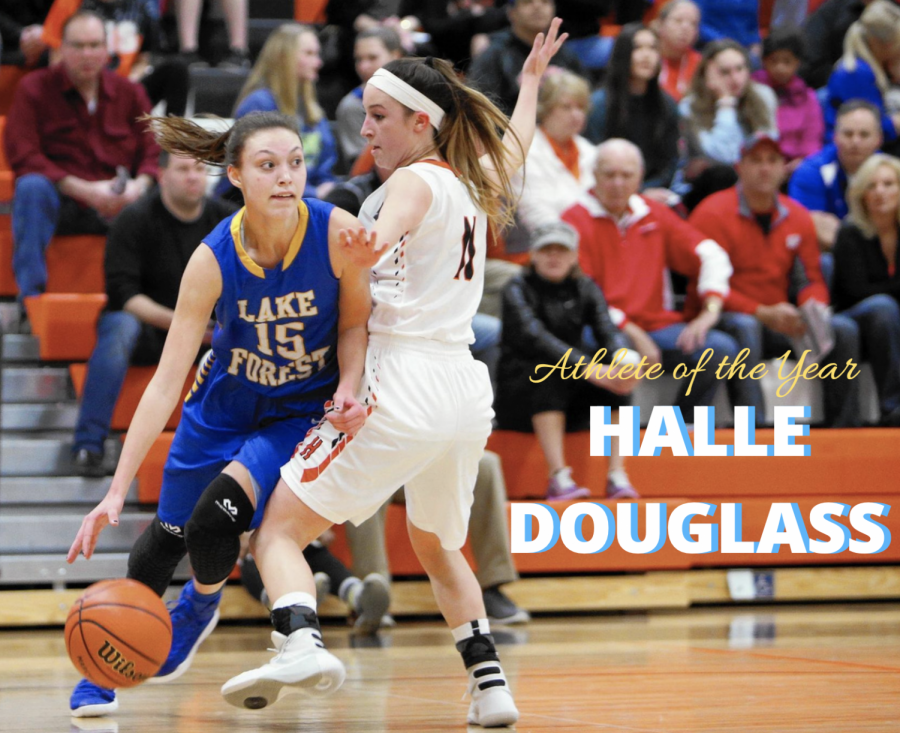 The Forest Scout Female Athlete of The Year 2020: Halle Douglass