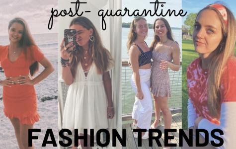 Post-Quarantine Fashion Trends