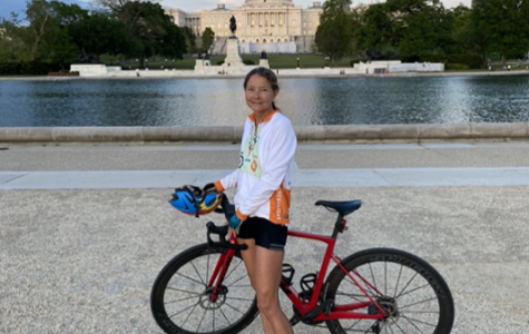 One A Day At a Time: Woman with Stage 4 Lung Cancer's Bike Ride Across America Amid the Pandemic