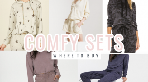 Comfy Sets: Where to buy