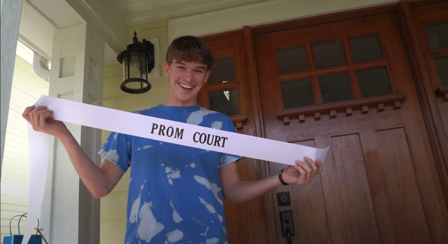 Prom Court Announcement Video